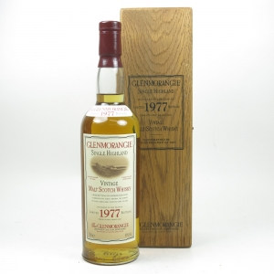 Glenmorangie 1977 21 Year Old