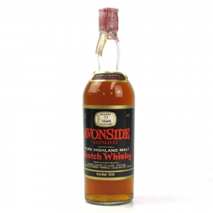 Avonside 1938 Gordon and MacPhail 33 Year Old / Pinerolo Import