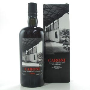 Caroni 1996 Trilogy 20 Year Old Guyana Stock Blended Rum / LMDW 60th Anniversary