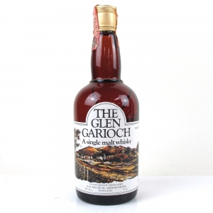 Glen Garioch 8 Year Old / Italian Import 1980s