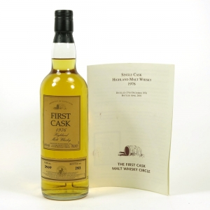 North Port / Brechin 1976 First Cask 24 Year Old