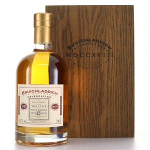 Bruichladdich 1984 Enlightenment 18 Year Old / including Book