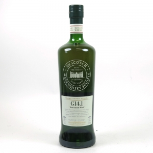 Dumbarton 1986 SMWS 28 Year Old G14.1