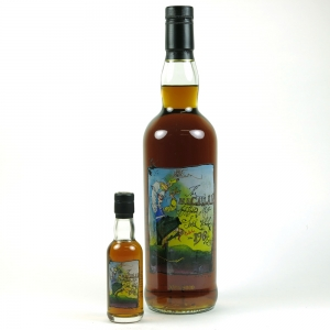 Macallan Private Eye 70cl and 5cl