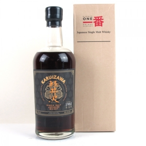 Karuizawa 1981 Single Cask #6056 / TWE Exclusive
