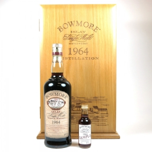 Bowmore 1964 Single Cask (One of 99 Bottles)