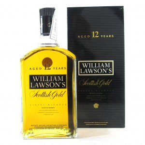 William Lawson's 12 Year Old Scottish Gold