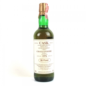 Cragganmore 1976 Gordon and MacPhail Cask Strength 75cl / Sestante Import