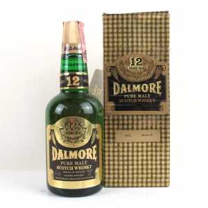 Dalmore 12 Year Old 1970/80s