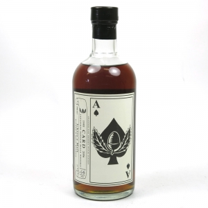Hanyu 1985 Ace of Spades Single Cask #9308 Front