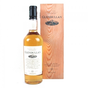 Glendullan 12 Year Old Flora and Fauna / Wooden Box