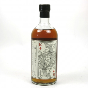 Hanyu 1988 King of Diamonds Single Cask #9003 Front