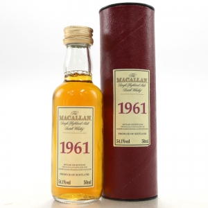Macallan 1961 Select Reserve Miniature 5cl