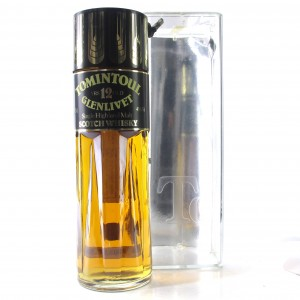 Tomintoul 12 Year Old Perfume Bottle 1980s