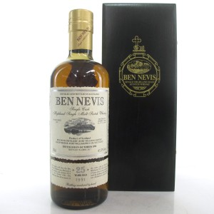 Ben Nevis 1991 Single Sherry Cask 25 Year Old