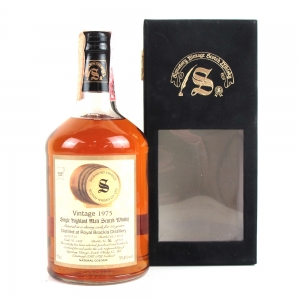 Royal Brackla 1975 Signatory Vintage 25 Year Old