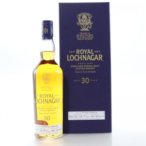 Royal Lochnagar 1988 Single Cask 30 Year Old / The Prince's Foundation