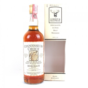Benromach 1970 Gordon and MacPhail