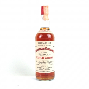 Macallan 1957 25 Year Old / Pinerolo Import