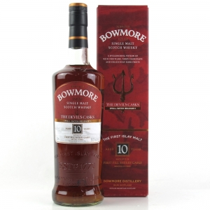 Bowmore Devil's Cask 10 Year Old Batch #2 75cl / US Import