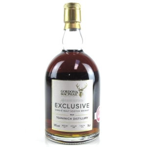 Teaninich 1995 Gordon and MacPhail Single Cask