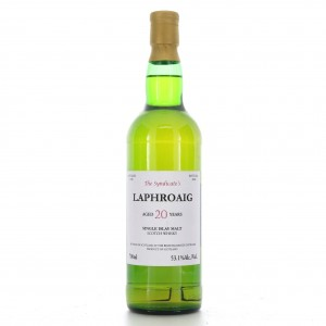 Laphroaig 1988 The Syndicate 20 Year Old