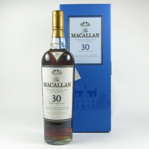Macallan 30 Year Old front
