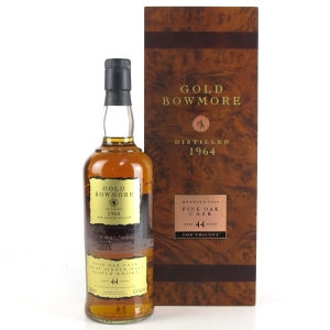Bowmore 1964 Gold Bowmore 44 Year Old