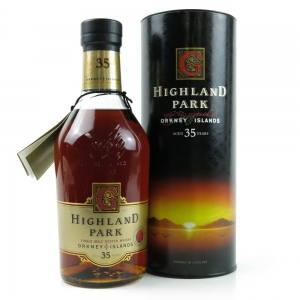 **Highland Park 35 Year Old / John Goodwin Retirement / IAIN - SEE SEAN
