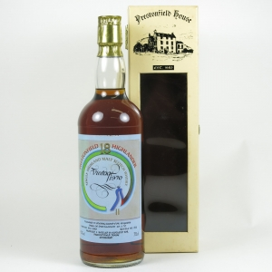 Glendronach 1970 Prestonfield House 18 Year Old Front