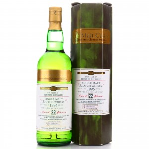 Bowmore 1996 Hunter Laing 22 Year Old / Old Malt Cask 20th Anniversary