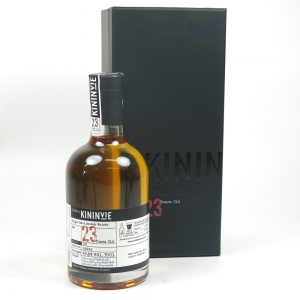 Kininvie 1990 23 Year Old Batch #002