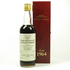 Glenfiddich 1964 J & J Hunter