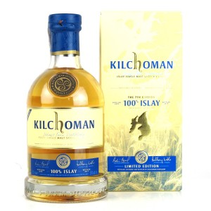 Kilchoman 2010 100% Islay 7th Edition