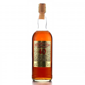 Macallan 40 Year Old Gordon and MacPhail 1970s