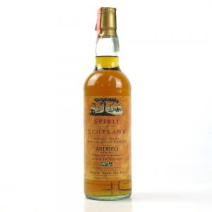 Ardbeg 1975 Gordon and MacPhail / Spirit of Scotland