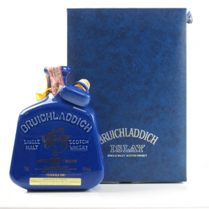Bruichladdich 10 Year Old Decanter 1980s