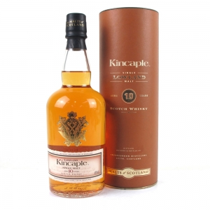 Kincaple 10 Year Old Lowland Single Malt