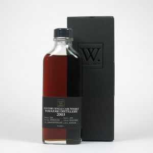 Yamazaki 2003 Whisky Shop Single Cask 19cl
