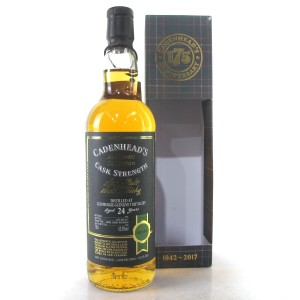 Glenburgie 1993 Cadenhead's 24 Year Old