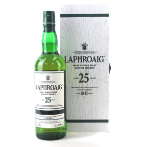 Laphroaig 25 Year Old 2016 Edition
