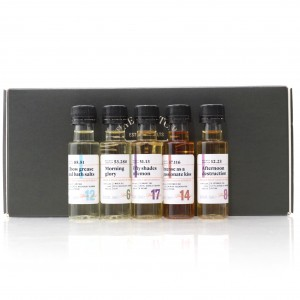 SMWS Miniature Sample Selection 5 x 2.5cl