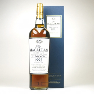 Macallan 1992 Elegancia 12 Year Old 1 Litre