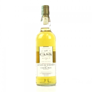 Caol Ila 1988 Gordon and MacPhail Cask Strength