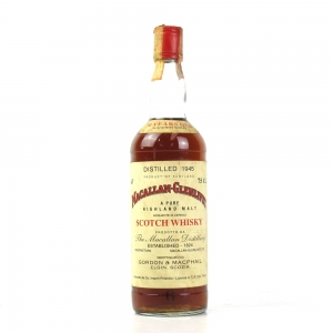 Macallan 1945 34 Year Old / Pinerolo Import