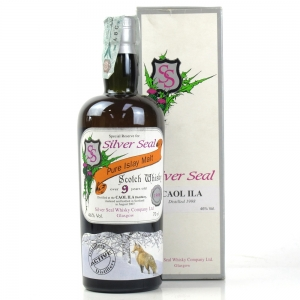 Caol Ila 1998 Silver Seal 9 Year Old