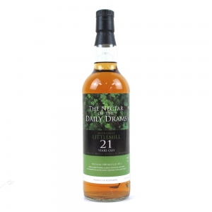 Littlemill 1989 Nectar of the Daily Drams 21 Year Old