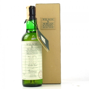 Bowmore 1989 Wilson and Morgan 10 Year Old