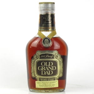 Old Grand-Dad 114 Proof Bourbon / Lot No.2