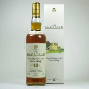 Macallan 10 Year Old 1990s